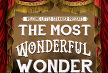 The Most Wonderful Wonder Podcast / The Most Wonderful Wonder is a bi-weekly audio marvel presented by Mr. and Mrs. Hall of Welcome Little Stranger. It's a joyride down history's back roads, past bizarre spectacles of tragedy, folklore, and strange, true tales. Join your tour guides as they connect weird and wonderful pieces of the past, and dig up the roots of American music.