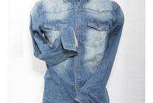 Nuovi Arrivi Primavera 2015! Camicie Uomo! / Camicie a quadri, di jeans, in cotone! A prezzi bassissimi! Acquistabili su: http://www.folliebijoux.it/shop/it/60-camicie