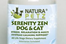Serenity Zen Dog & Cat / Serenity Zen Dog & Cat is used holistically for its calming, sedative & nervine effects to relax the autonomic & Central Nervous systems; to support the adrenal, cardiovascular, digestive, excretory & respiratory systems; to restore emotional balance & promote feelings of comfort, security & relaxation; to relax muscles & lower blood pressure; for aggression, restlessness, being alone, stress, panting, whimpering, pacing, panic attacks & depression; for electrical & thunder storms.