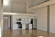 Artist loft, home studio