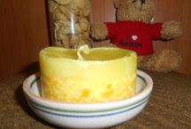 DIY Candles (Свечи мастрер-классы)