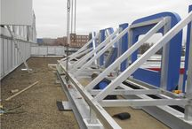 Sign frame structure