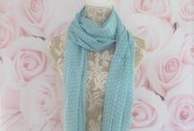 Spring Summer Scarf Edit / Inspiration for updating the most versatile accessory in your wardrobe!
