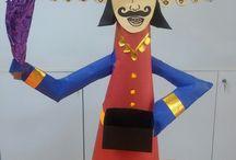 dussehra -  ravan's idol