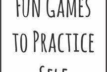 games to practise self regulatiin