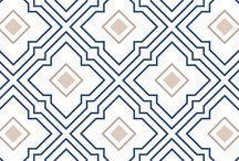 Decorados geométricos
