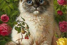 Art •cats•