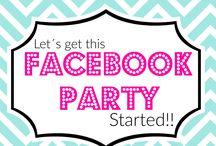 Facebookparty / Bilder i denne mappen kan brukes på facebookparty eller i sosiale medier forøvrig.