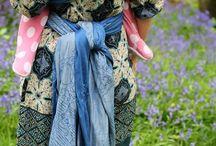 Wrap Your Baby Goddess / woven wrap