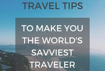 Travel Tips / A group board from experts all over the world offering up the best travel advice.  See more on www.travelforyourlife.com