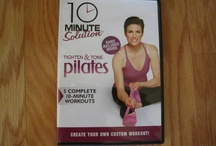 Most Efficient Pilates DVD / by Skinny Healthy Girl