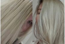 grey ash hair
