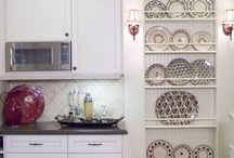 Decorating With Dishware / by Cynthia Eldred