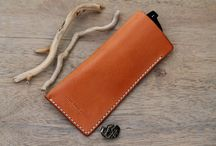 leather glasses case mensaccessories / fashion style leather wallet travel craft leathergoods handcraft 22theportall leathercraft mensstyle mensfashion leather glasses case art