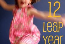 Holiday - Leap Year / by Laura Glanville