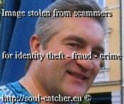 """ROMANCE SCAMMERS / Online Scammers like to """"steal"""" and use the identities of real persons or companies, or abuse their email addresses as their own sender-addresses, in order to appear more legitimate towards their victims and gain their trust. I do not have any influence on that. Please understand that the rightful owners of abused names, pictures or email addresses mentioned here, are not connected with any unlawful activities of criminal email- or romance-scammers."""