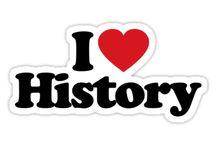 I love history / by Bridget Howgate