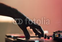 Deejay / Party tools and audio equipment