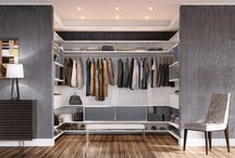 Maximize Your Bedroom Closet / Accessories that can help you get the most of your closet space.