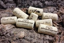 Cork for Wedding and Events / How to use cork and wine corks to decorate for weddings and other events.