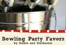 Bowling Party Favour Ideas