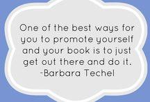 Book Marketing Tips & Inspiration