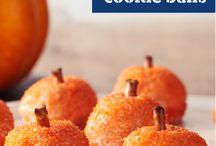 Halloween/Fall foods