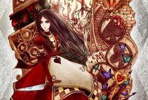 Alice Madness / Alice Mc'Gee  Madness Returns