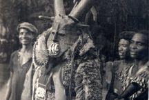 Igbo   Agaba Masks