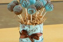 Cake pop / Beautiful cake pop / by Nidhi Walia