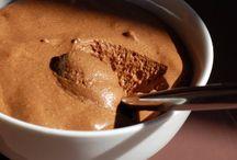 Cokoladova pěna