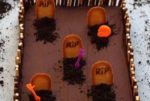 Gâteaux Halloween