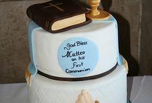 torty komunijne  ( communion cake ) / by Janusz Siwiec