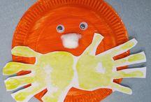 Crafty Ideas / Kindergarten, Prep, craft, craftivity, art, painting, phonics