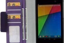Husa tableta Google Nexus 7 II 2013 Purple