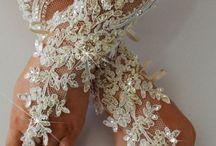 Vakre kjoler & div.