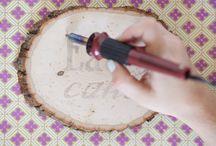 Woodburning pen