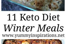 RECIPE : Keto / Atkins Diet