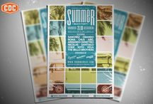"""20+ Beach Party Flyer Template PSD, Ai and Vector EPS Format / We are happy to present to your consideration our new free club flyer format """"Summer Beach Party""""! It is an immaculate outline for any club gathering, eatery or bar occasion, party close to the pool or on the warm brilliant shoreline."""