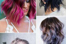 2018 saç renk trendleri