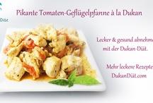 Original Dukan Rezepte DukanDiät.com / Leckere Dukan-Rezepte für jede Phase um leicht und lecker abzunehmen