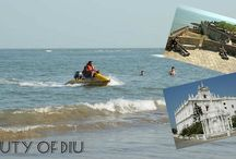 Diu Tourism / Make your tour one of the most memorable and pleasurable experience of your life with us.