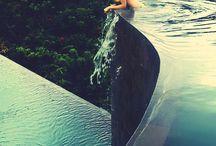 Girls & pools