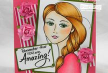 Faces of Stampendous