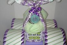 Baby Items Made by Team Members / handcrafted baby items for new moms, baby showers, etc.