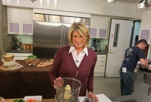 TV / My appearances on television / by Martha Stewart