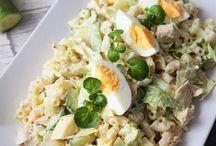 Ruokaisat salaatit