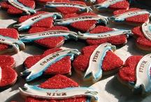 Balentines cookies