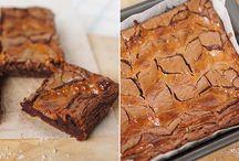[brownies] / De lekkerste brownies.