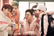 B.A.P (비에이피) / Bias : Himchan & Daehyun Bias Wrecker : Yongguk & Zelo Members : Jongup, Daehyun, Himchan, Yongguk, Zelo, Youngjae Fabdom Name : Baby
